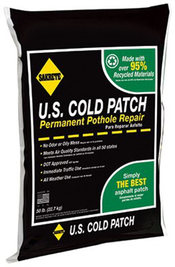 cold patch asphalt