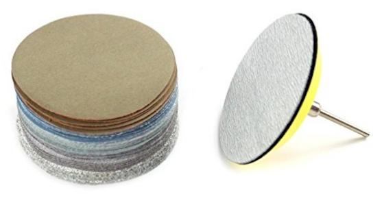 Sanding Disc Kits