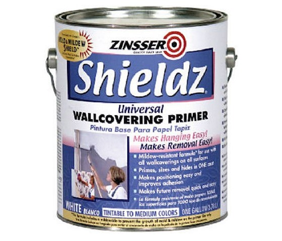 high-tech wallpaper primer / sealer