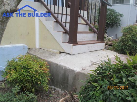 Porch Steps Rise Run