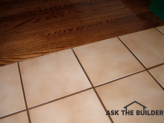 Painting a Ceramic Tile Floor | Easy! | AsktheBuilder.com
