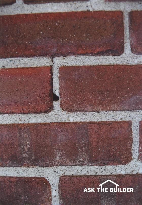The Color Of Grains Sand Makes A Huge Difference In Mortar Once Actual Cement Paste Wears Away