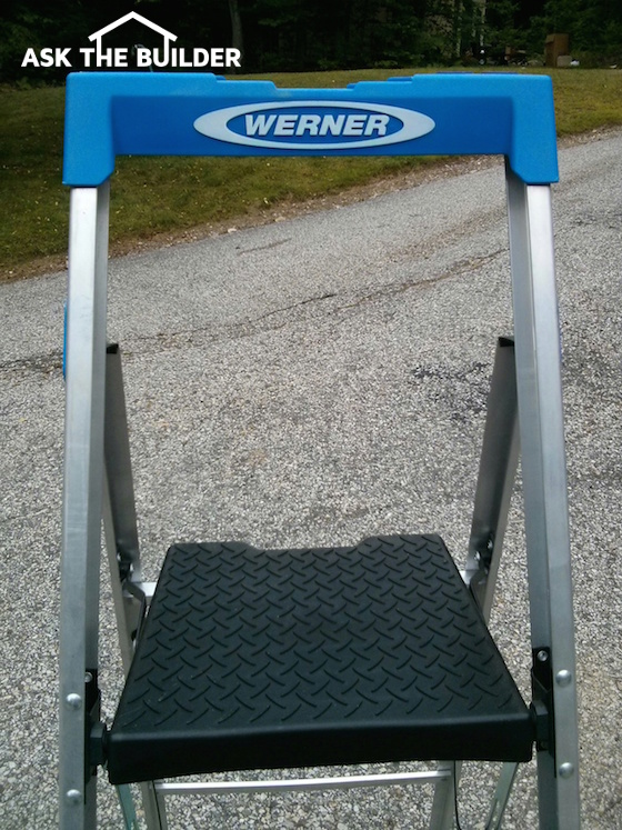Werner Compact Ladder 5 5 Feet Review Ask The Builder