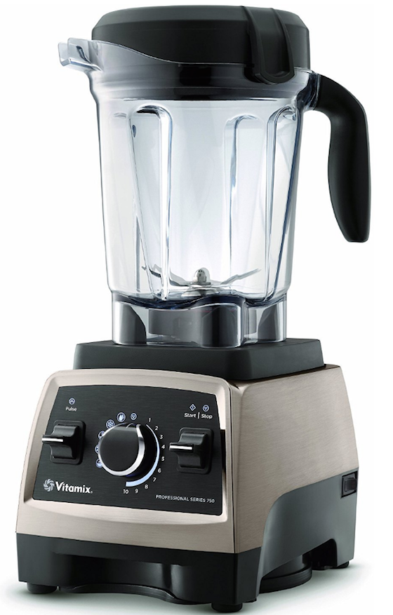cleaning vitamix blender