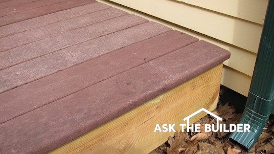 stop sealing your deck
