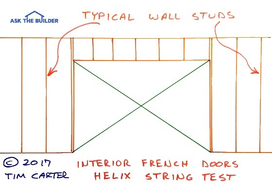 Framing a Door is Easy Using Pro Tips | AsktheBuilder.com