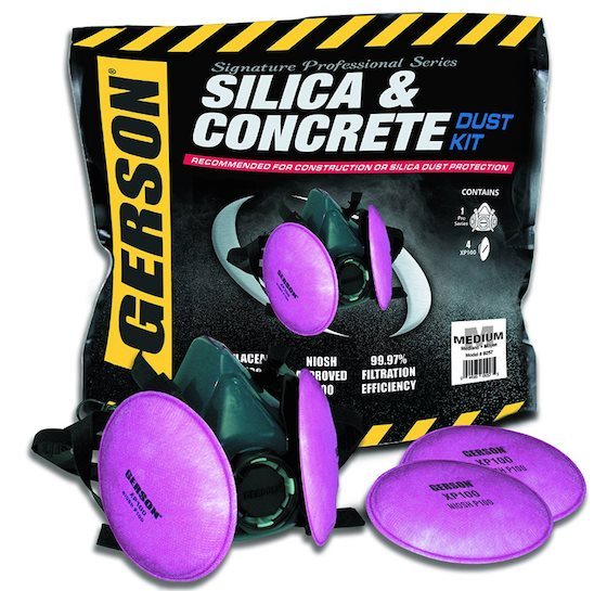 Silica Dust Mask