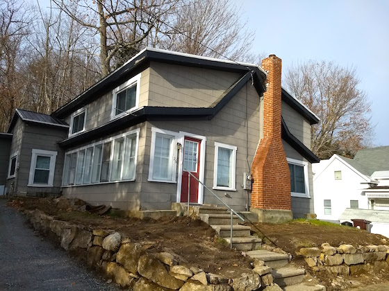 Cement Fiber House : Fiber cement siding panels are durable and historic ask