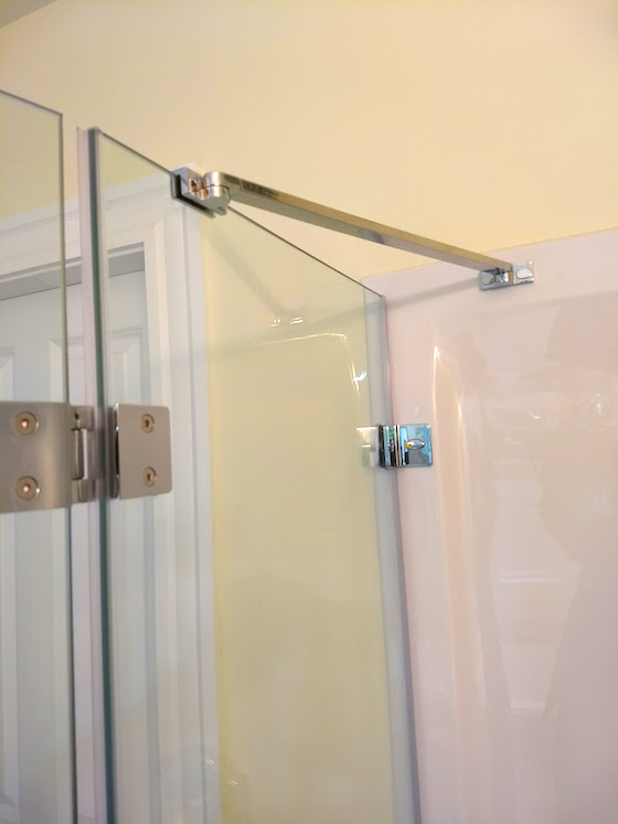 Glass Shower Wall Panels Brace 560
