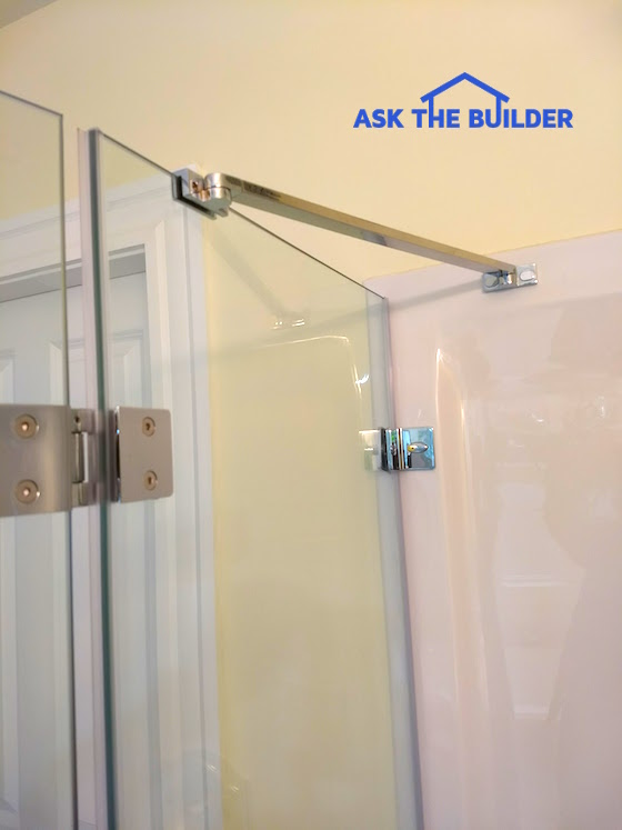 Glass Shower Wall Panels