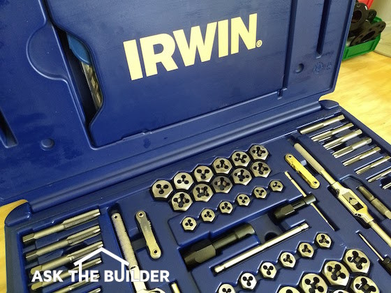 irwin tap and dies