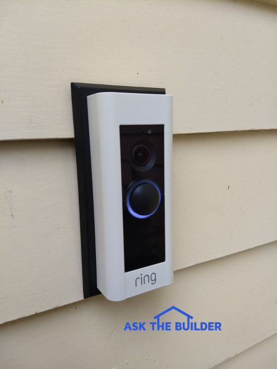 Ring Video Doorbell Review Easiest Install Ever