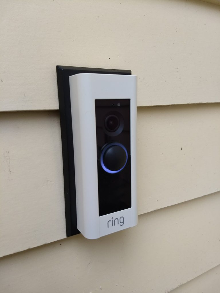ring video doorbell review easiest install ever ask the builder. Black Bedroom Furniture Sets. Home Design Ideas