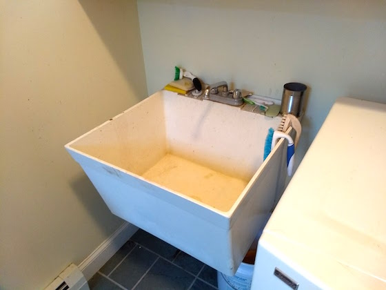 Laundry Room Mustee Sink