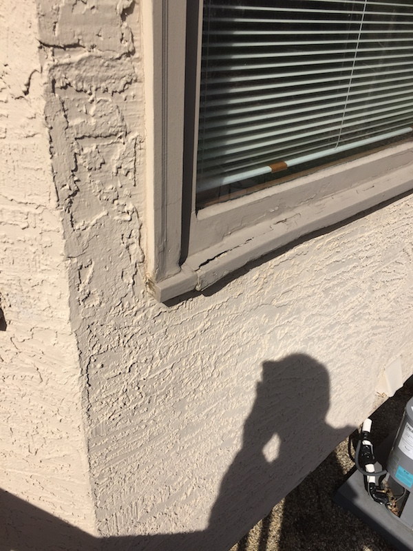 fix window sill rot