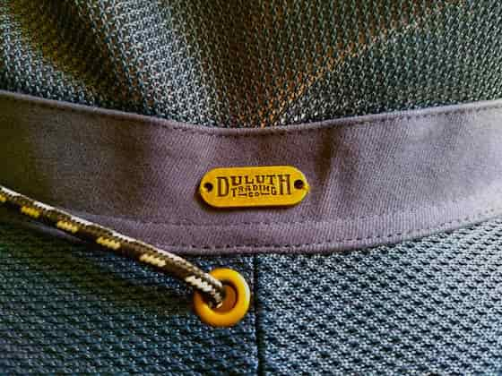 When you see that brass Duluth Trading logo 242ef968eec