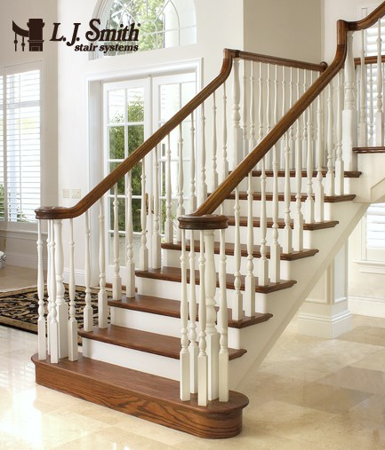 lj smith stair parts