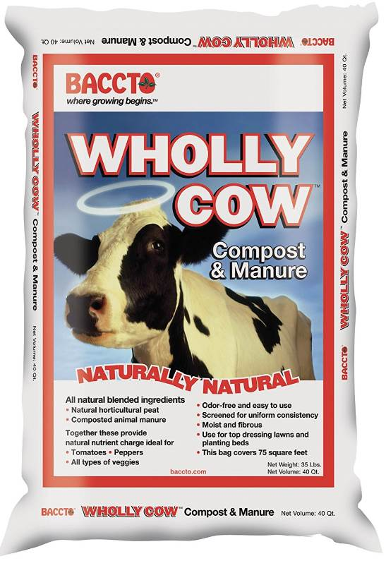 Wholly Cow Compost