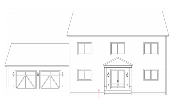 house exterior elevation