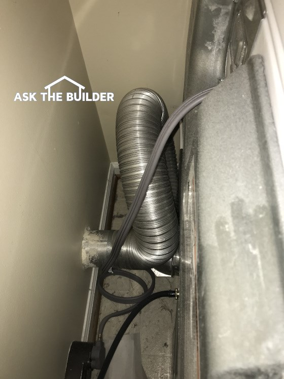 Dryer vent pipe