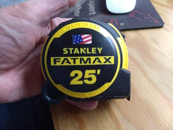 Stanley Fatmax 25 ft. Tape