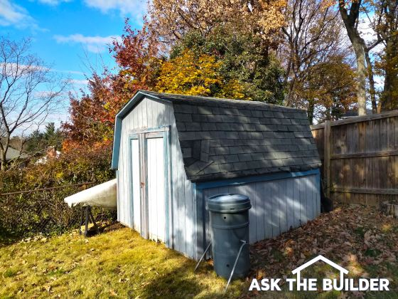 shed repair tips
