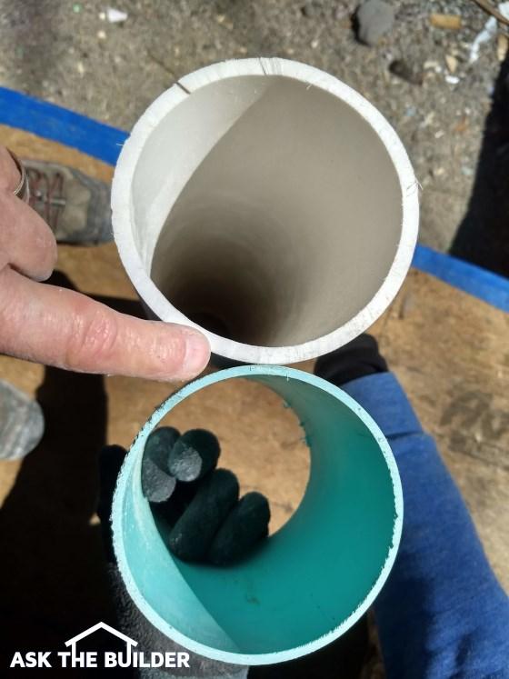 1304 PVC Pipe Sizes