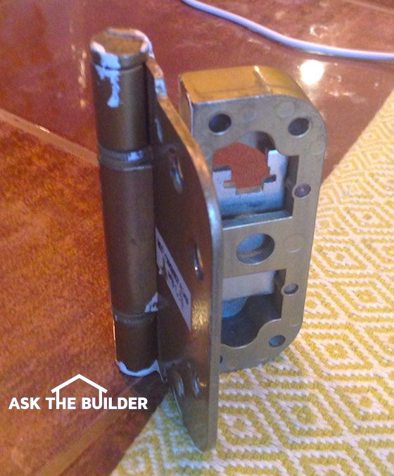 patio door hinge types