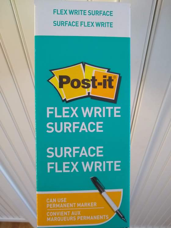 post it flex write