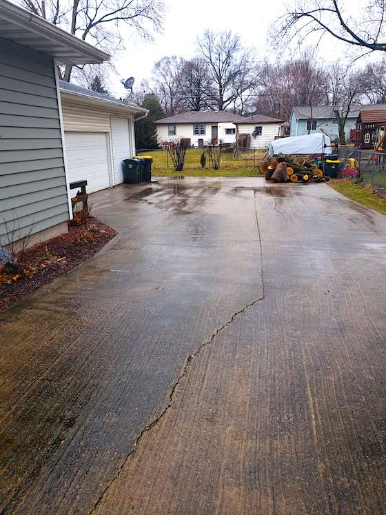 lot drainage solutions