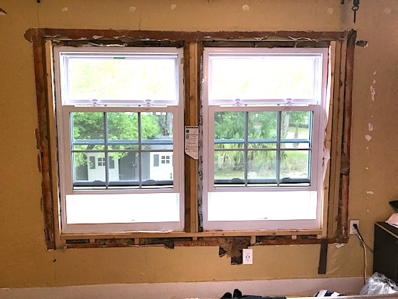 extension jambs vinyl windows