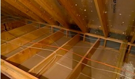 How to Install Floor in Attic