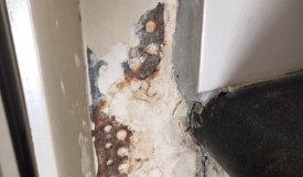 Water Damage Drywall Repair