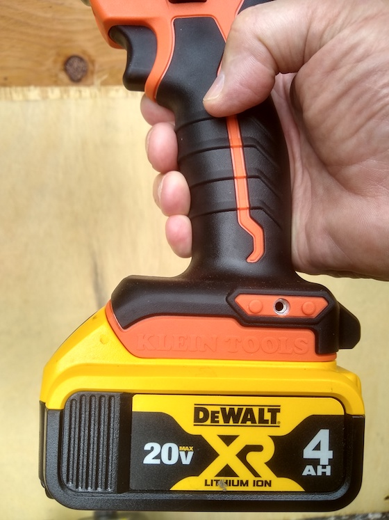 klein 1/2 compact impact driver