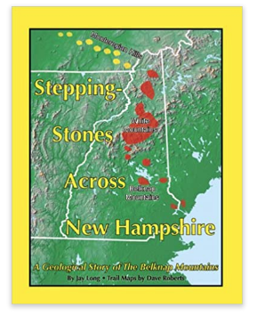 stepping stones across new hampshire book cover