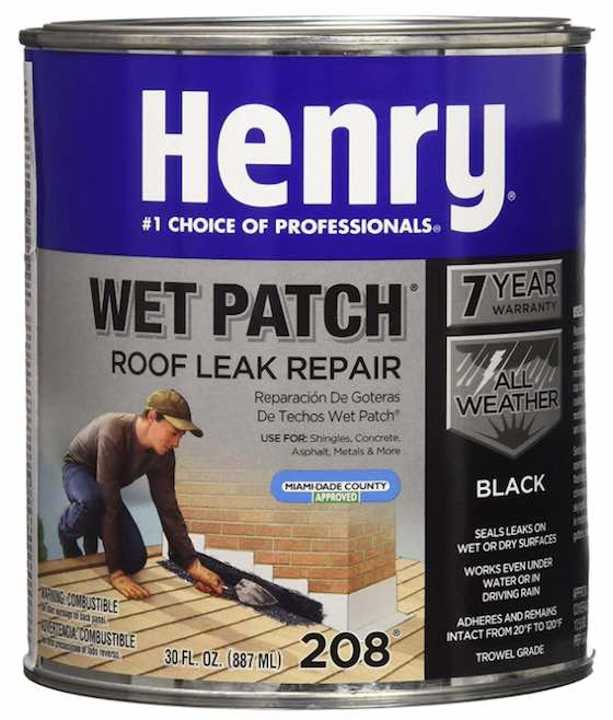 henry roofing cement