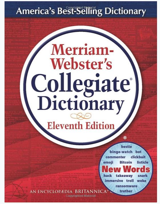 dictionary cover