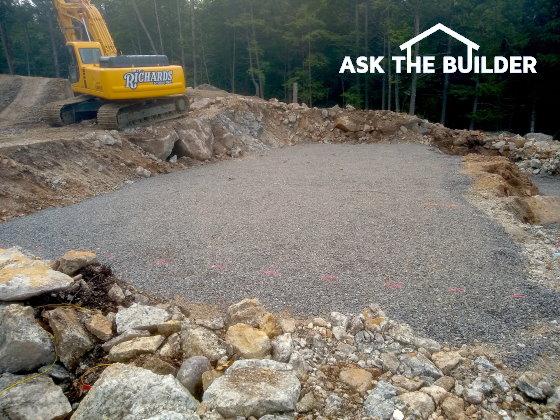 Granite Bedrock